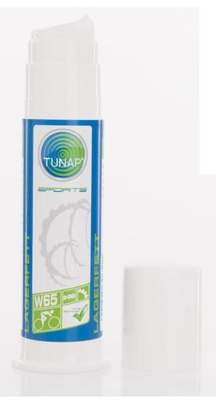 Tunap W65 Smeermiddel 100 g blauw/wit